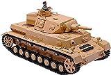 """RC Panzer """"Kampfwagen IV Tiger"""" Heng Long 1:16 Grau mit"""