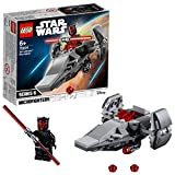 LEGO Star Wars 75224 Sith Infiltrator Microfighter - LEGO