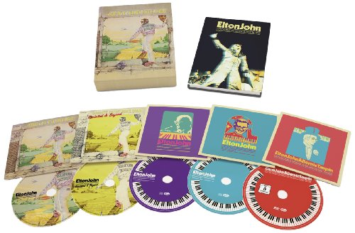 Elton John - Goodbye Yellow Brick Road (40th Anniversary Celebration/ Super Deluxe Edition) - Zortam Music