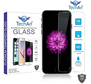 TechArt 2.5D Ultra Thin 9H Hardness Shatter Proof Premium Tempered Glass Screen Protector for Xolo Cube 5.0