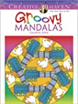 Creative Haven Groovy Mandalas Colori...