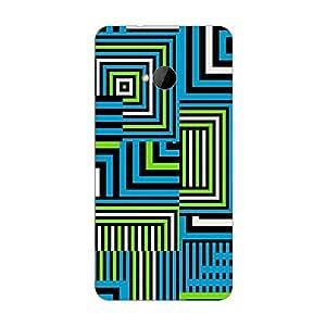 Garmor Designer Silicone Back Cover For HTC One M9