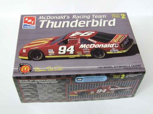 McDonalds Racing Team #94 ford tbird Bill Elliot
