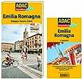 ADAC Reiseführer plus Emilia Romagna: Mit extra Karte zum Herausnehmen