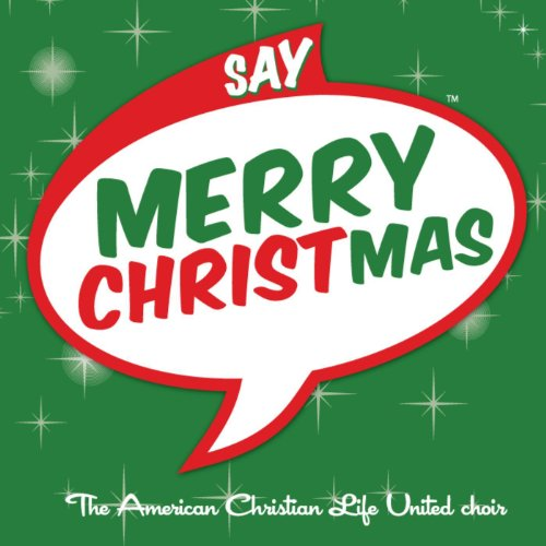 Say Merry Christmas - Single