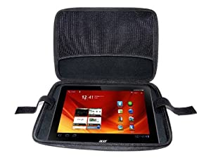 "Navitech's Onyx Armoured EVA Hard Shell For Total Tablet Protection And Complete Peace Of Mind. A Cover / Zip Close Case For Devices With Screens Up To 11.6"" Including: Onyx International Boox 60 6"" / X60 6"" / A61S 6"" / X61S 6"" / A62 6"" / X62 6"" / i62 6"","