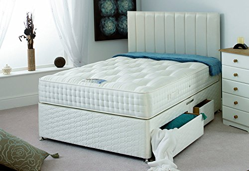 "Highgrove Memory Pocket Double 4'6"" Mattress"