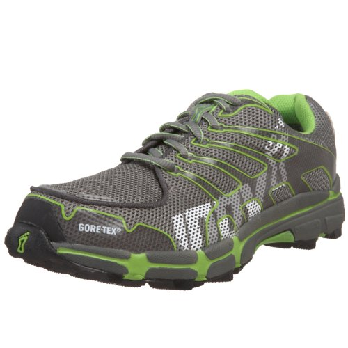 Inov-8 Women M's Roclite 275 GTX Trail Running Shoe, Silver/Lime, 8.5 Women M US