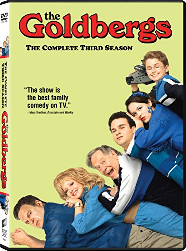 The Goldbergs: The Complete Third Season (Widescreen, Dolby, AC-3, Subtitled, 3 Pack)