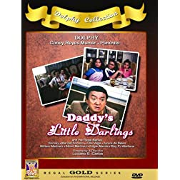 Daddy's Little Darlings- Philippines Filipino Tagalog DVD Movie