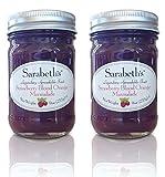 Sarabeths Premium Marmalades - Strawberry Blood Orange - (2 pack) (9 oz each) - Kosher, All Natural