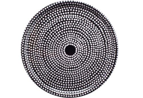 marimekko-fokus-nero-vassoio-oe-46-cm