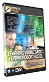Learning Visual Basic for Microsoft Excel - Training DVD - Tutorial Video