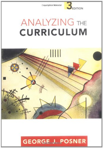 Analyzing The Curriculum front-613748