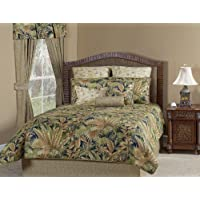 click to get best price tory pleated piecing luxury bedding