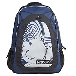 Wildcraft Meteor Blue Casual Backpack (8903338004356)