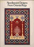 img - for Needlepoint Designs From Oriental Rugs by Grethe Sorensen (1981-06-03) book / textbook / text book