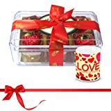 Chocholik Luxury Chocolates - Delicious Choco Treat For Your Loved With Love Mug