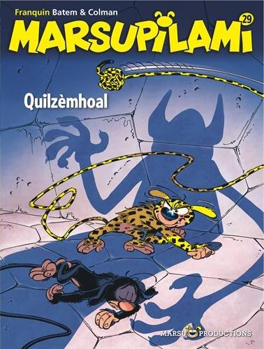 Marsupilami (29) : Quilzèmhoal