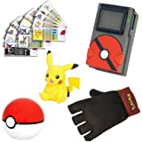 Pokemon T18201 - Pokedex Trainer Kit Solid Pack