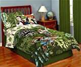 Pirates of the Caribbean - Dead Mans Chest - 4pc BED IN A BAG - Twin Size