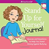Stand Up for Yourself Journal (American Girl (Quality))