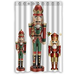 Amazon.com: Cute and Cool Christmas Nutcracker Bathroom ...