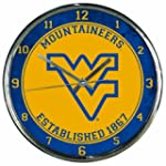 NCAA West Virginia Mountaineers Chrom...