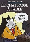 Le Chat - Tome 19 - Le Chat passe � table (Coffret 2 volumes)
