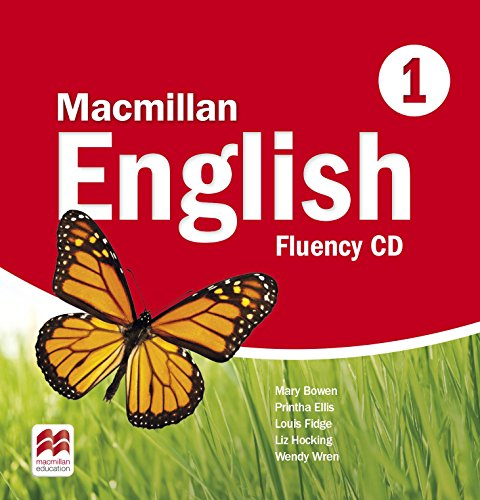 Macmillan English 1: Fluency Audio CD