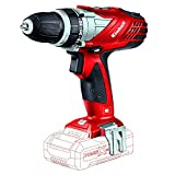 Einhell 4513692 18 V TE-CD 18 Li Solo Power X-Change Lithium Ion Cordless Drill - Red by Einhell