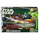 Obi-Wan's Jedi Starfighter Star Wars Episode II Class II Attack Vehicle