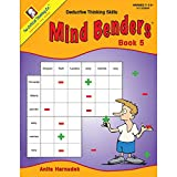 THE CRITICAL THINKING CO. MIND BENDERS BOOK 5 (Set of 3)