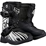 51YxvcwcMIL. SL160  Fox Racing Pee Wee Comp 5K Boots   Kids 13/Black