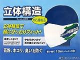 マイスター 立体構造フィットマスク 10枚×10パック入 SK-MI-MASK-3D-10×10-N95 JAN:4949908236769