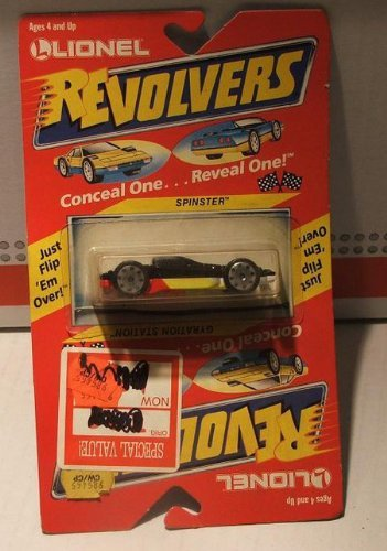 Lionel Revolvers 1989 Die Cast Car Gyration Station/ Spinster
