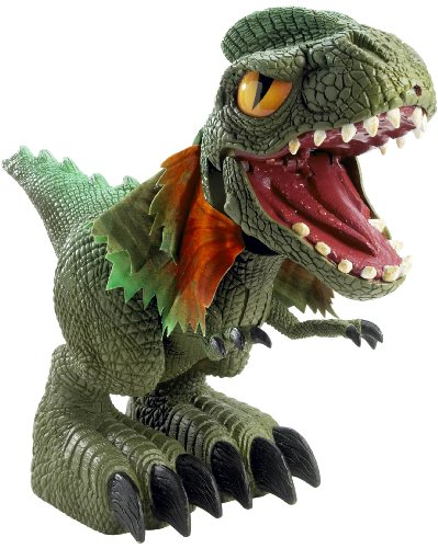Picture of Mattel SCREATURE Interactive Dinosaur Figure (B001O2S7X0) (Mattel Action Figures)
