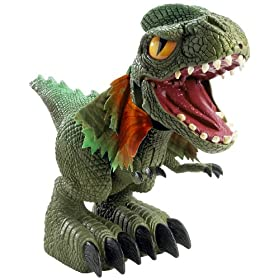 Mattel SCREATURE Interactive Dinosaur