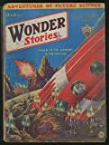 img - for [Pulp magazine]: Wonder Stories --- October 1932 (Volume 4, Number 5) book / textbook / text book