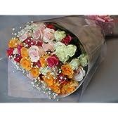 バラの花束 バラ39本(Lサイズ)