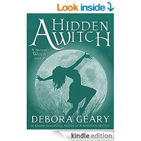 A Hidden Witch (A Modern Witch Series: Book 2)