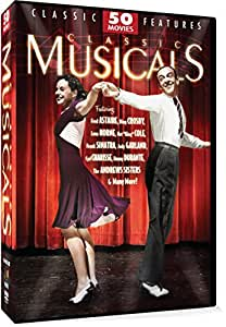Classic Musicals 50 Movie Pack [Edizione: Germania]