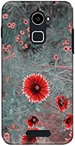 The Racoon Lean hippie daisies dull hard plastic printed back case/cover for Coolpad Note 3 Plus