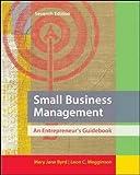 Small Business Management: An Entrepreneurs Guidebook
