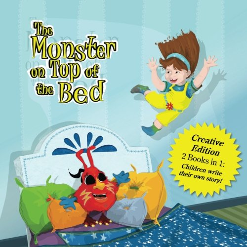 Children love to write and read Top of the Bed - Creative Edition