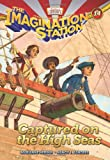 img - for Captured on the High Seas (AIO Imagination Station Books) book / textbook / text book