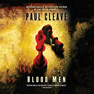 Blood Men Audiobook