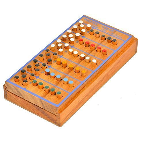 BRAIN GAMES Wooden Mastermind Game (2015 Calendar Kirby compare prices)