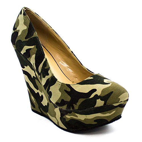 camo high heel shoes and boots for webnuggetz