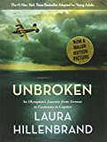 img - for Unbroken (The Young Adult Adaptation): An Olympian's Journey from Airman to Castaway to Captive book / textbook / text book